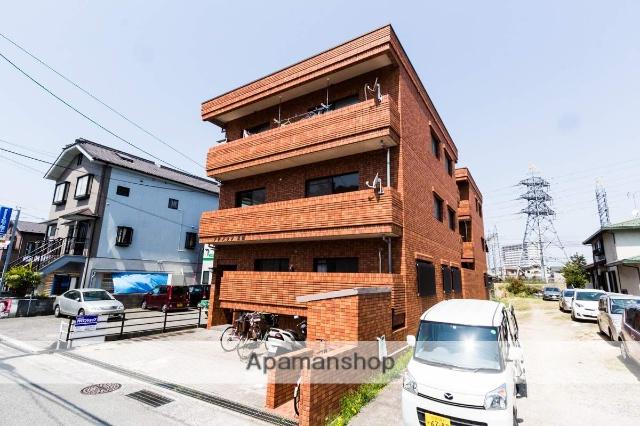 広島県安芸郡坂町、坂駅徒歩3分の築29年 3階建の賃貸マンション