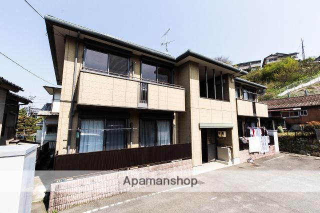 広島県安芸郡坂町、坂駅徒歩15分の築14年 2階建の賃貸アパート