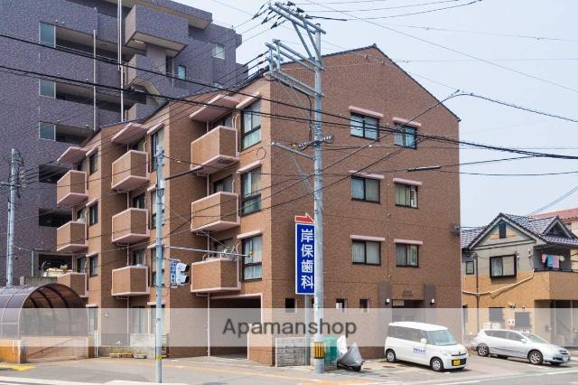 広島県安芸郡海田町、海田市駅徒歩19分の築19年 4階建の賃貸マンション
