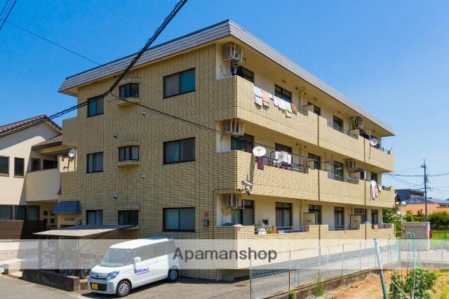 広島県安芸郡海田町、安芸中野駅徒歩12分の築27年 3階建の賃貸マンション