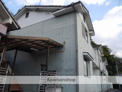 広島県広島市安芸区の築22年 2階建の賃貸アパート
