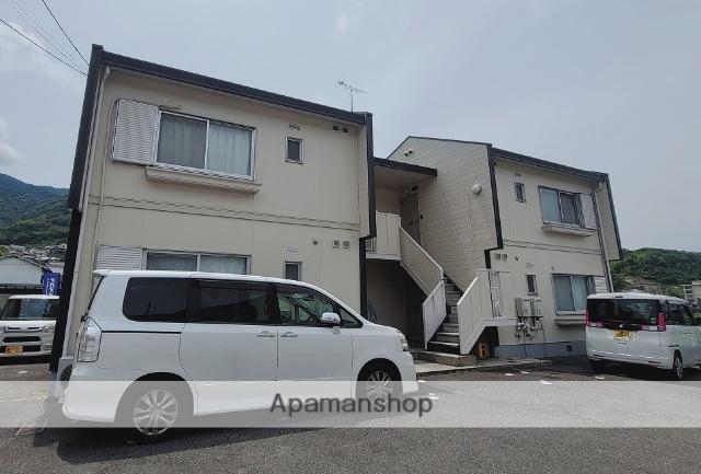 広島県広島市安芸区、中野東駅徒歩20分の築29年 2階建の賃貸アパート
