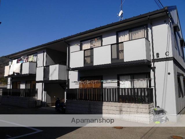 広島県広島市安芸区、中野東駅徒歩7分の築18年 2階建の賃貸アパート