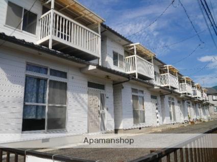 広島県広島市安芸区、安芸中野駅徒歩23分の築36年 2階建の賃貸アパート