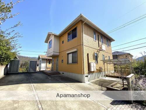 広島県広島市安芸区、みどり口駅徒歩19分の築11年 2階建の賃貸アパート