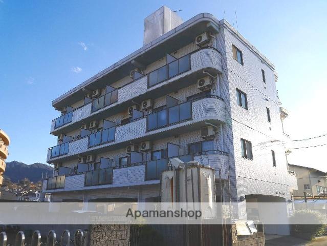 広島県広島市安芸区、矢野駅徒歩8分の築26年 4階建の賃貸マンション
