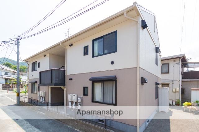 広島県広島市安芸区、海田市駅徒歩8分の築19年 2階建の賃貸アパート