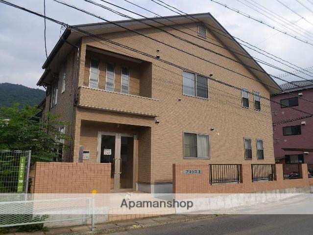 広島県広島市安芸区、矢野駅徒歩14分の築3年 2階建の賃貸アパート
