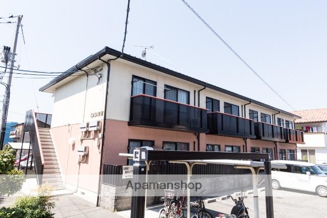 広島県広島市安芸区、矢野駅徒歩7分の築18年 2階建の賃貸アパート