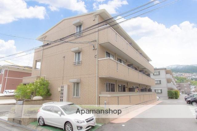 広島県広島市安芸区、矢野駅徒歩13分の築10年 3階建の賃貸アパート