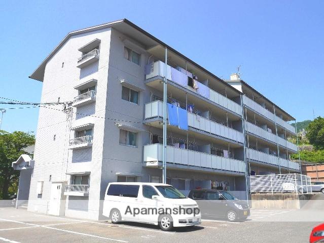広島県広島市安芸区、矢野駅徒歩10分の築27年 4階建の賃貸マンション