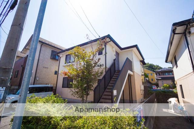 広島県広島市安芸区、矢野駅徒歩20分の築20年 2階建の賃貸アパート