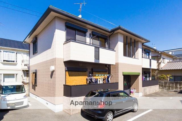 広島県広島市安芸区、海田市駅徒歩8分の築18年 2階建の賃貸アパート