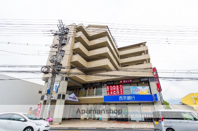 広島県安芸郡海田町、海田市駅徒歩2分の築27年 7階建の賃貸マンション