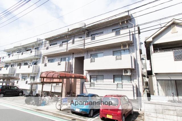 広島県安芸郡海田町、海田市駅徒歩16分の築28年 3階建の賃貸マンション