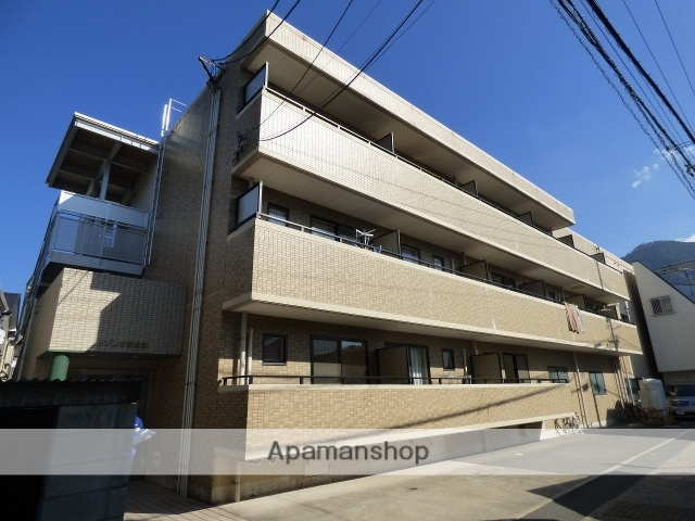 広島県広島市安芸区、安芸中野駅徒歩1分の築10年 3階建の賃貸マンション
