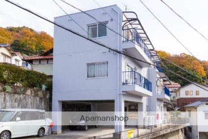 広島県広島市安芸区、矢野駅徒歩26分の築27年 3階建の賃貸マンション