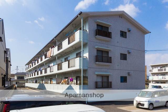 広島県安芸郡海田町の築28年 3階建の賃貸マンション