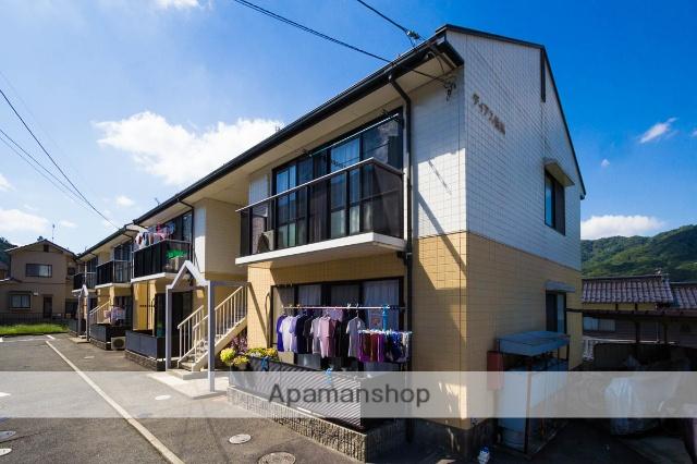 広島県広島市安芸区、中野東駅徒歩12分の築24年 2階建の賃貸アパート