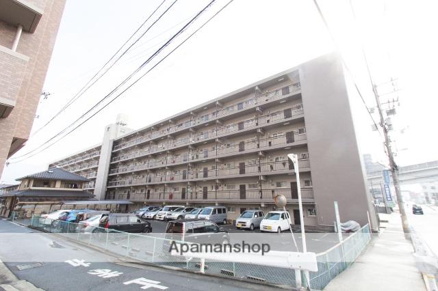 広島県安芸郡海田町、海田市駅徒歩11分の築43年 6階建の賃貸マンション