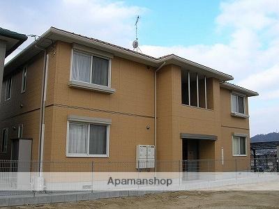 広島県安芸郡熊野町の築13年 2階建の賃貸アパート