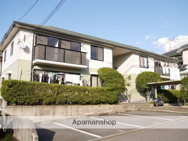 広島県広島市安芸区、矢野駅徒歩15分の築21年 2階建の賃貸アパート