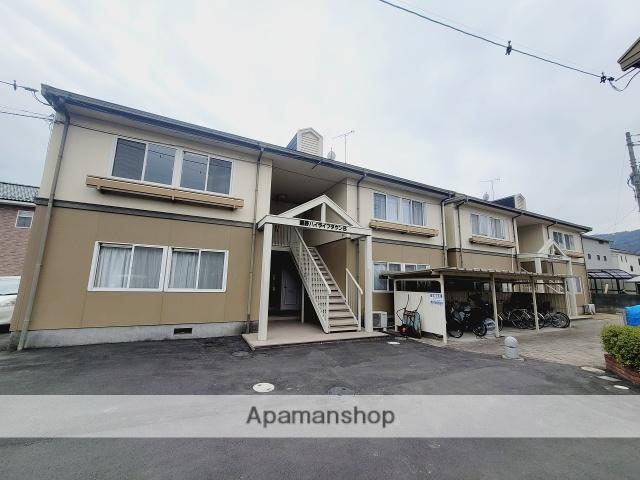 広島県広島市安芸区、瀬野駅徒歩8分の築25年 2階建の賃貸アパート