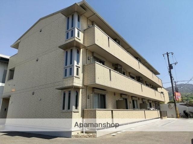 広島県安芸郡府中町、天神川駅徒歩20分の新築 3階建の賃貸アパート