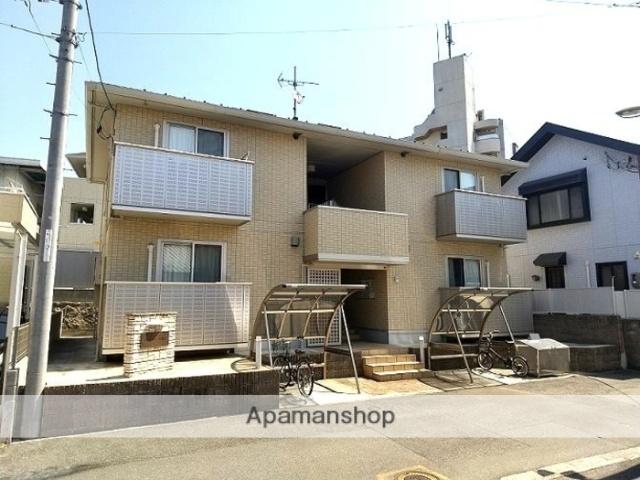 広島県安芸郡府中町、天神川駅徒歩20分の築3年 2階建の賃貸アパート