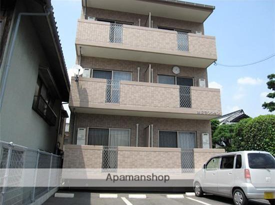 広島県安芸郡坂町、坂駅徒歩5分の築9年 3階建の賃貸マンション