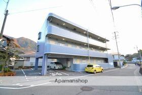 広島県広島市安芸区、中野東駅徒歩2分の築23年 3階建の賃貸マンション