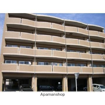 広島県広島市安芸区、中野東駅徒歩2分の築16年 5階建の賃貸マンション