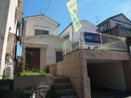 広島県安芸郡海田町の築43年 2階建の賃貸一戸建て