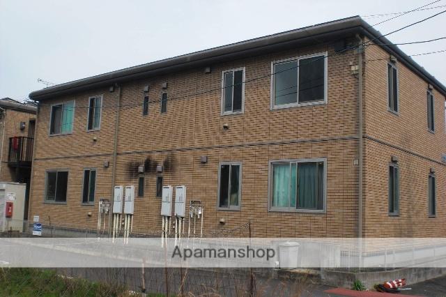 広島県安芸高田市の築13年 2階建の賃貸アパート