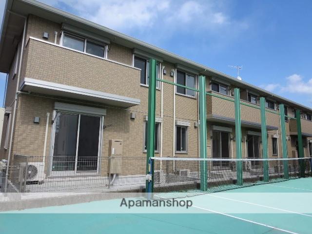 広島県大竹市、大竹駅徒歩10分の築2年 2階建の賃貸テラスハウス