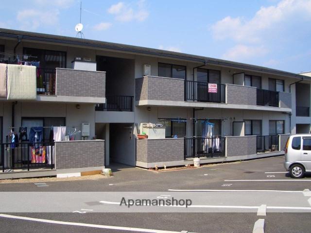 広島県大竹市、玖波駅徒歩23分の築17年 2階建の賃貸マンション