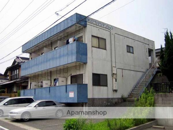 山口県下関市の築30年 2階建の賃貸アパート