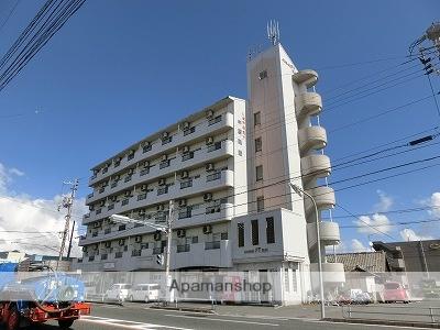 山口県下関市、新下関駅徒歩34分の築25年 6階建の賃貸マンション