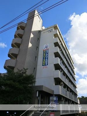 山口県下関市、新下関駅徒歩12分の築25年 7階建の賃貸マンション