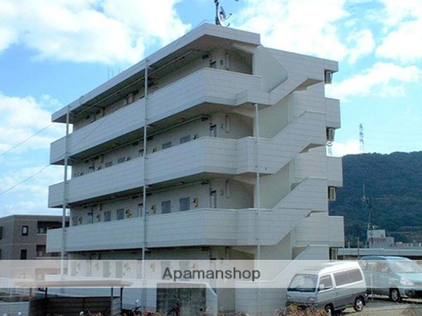山口県下関市の築21年 5階建の賃貸マンション