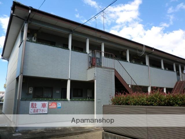 山口県下関市、埴生駅徒歩42分の築21年 2階建の賃貸アパート