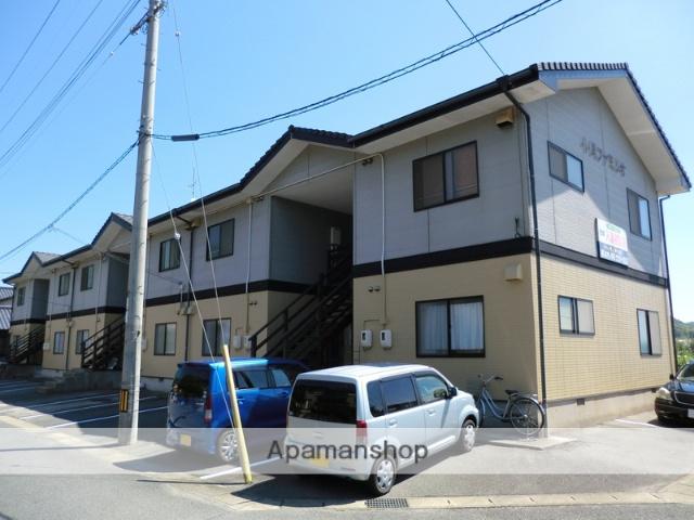 山口県下関市、小月駅徒歩19分の築19年 2階建の賃貸アパート