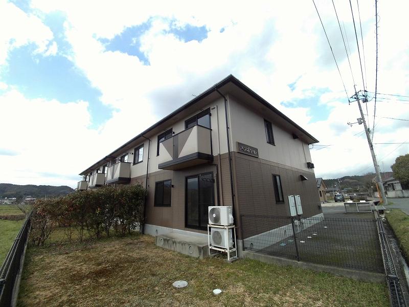 山口県下関市、四郎ケ原駅徒歩178分の築17年 2階建の賃貸アパート