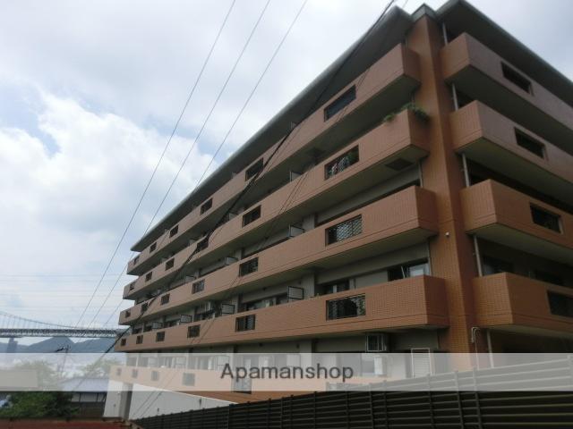 山口県下関市の築26年 5階建の賃貸マンション