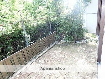 山口県下関市長府安養寺1丁目[3K/50m2]の庭