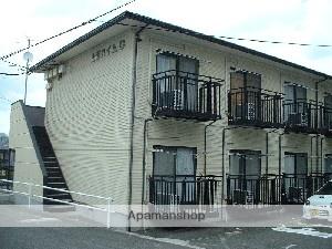 山口県下関市、幡生駅徒歩3分の築20年 2階建の賃貸アパート