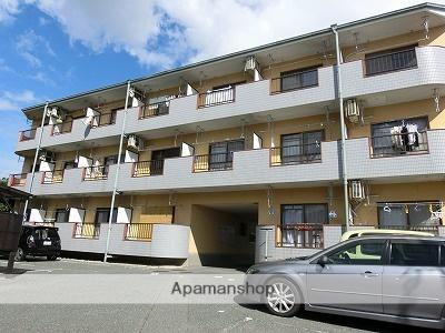 山口県下関市、新下関駅徒歩30分の築24年 3階建の賃貸マンション