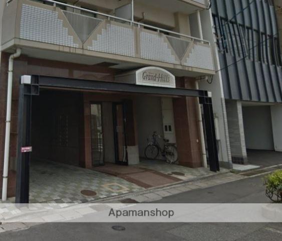 山口県下関市、下関駅徒歩10分の築24年 8階建の賃貸マンション