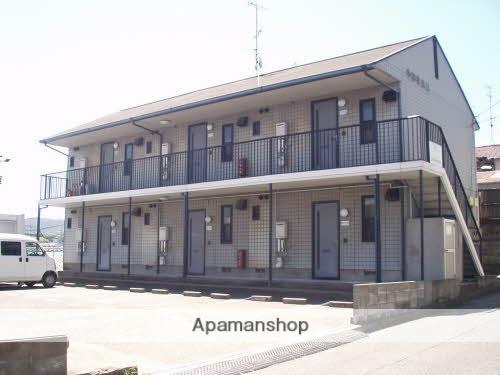 山口県下関市、綾羅木駅徒歩18分の築20年 2階建の賃貸アパート