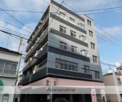 山口県下関市、下関駅徒歩33分の築43年 5階建の賃貸マンション